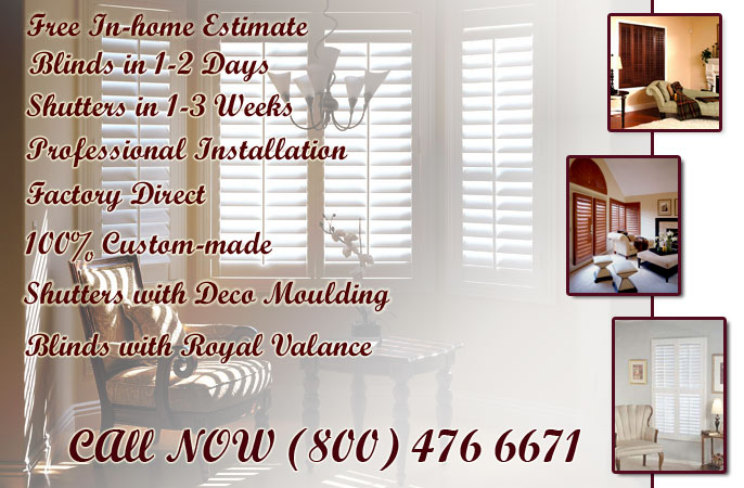 Affordable Plantation Shutters Windows Shutters In Orange